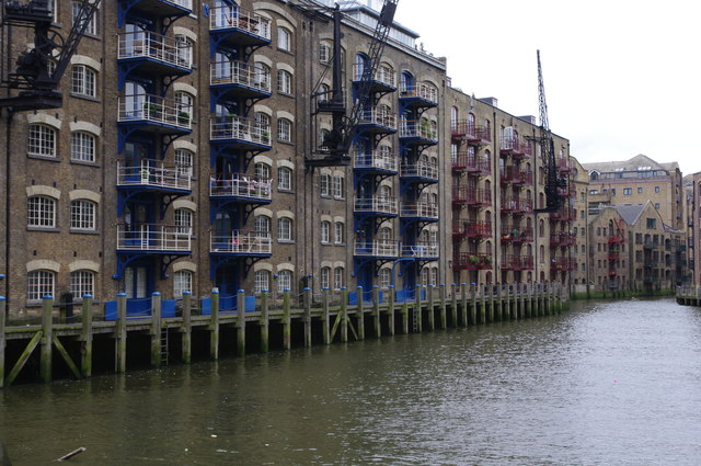 London - New Concordia Wharf 