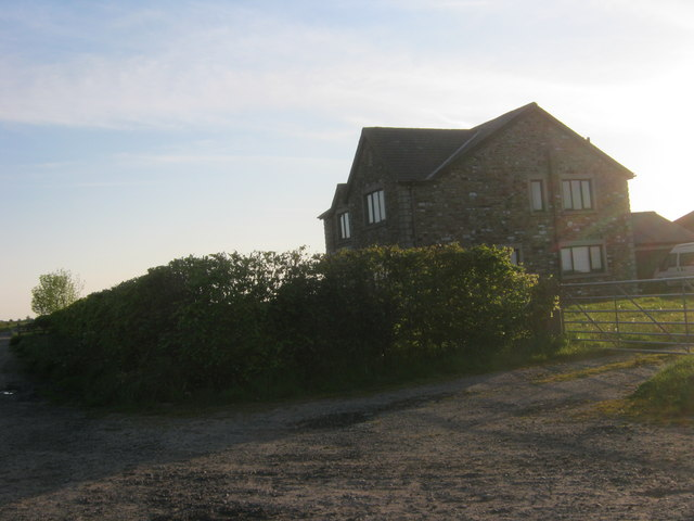 Farmhouse at Hesketh Lodge Farm