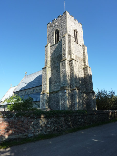 St. Mary's church, Old Hunstanton