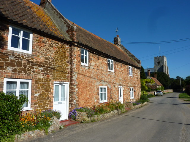 Cottages in Old Hunstanton