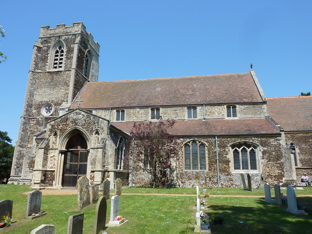 St. Peter's church, Wolferton