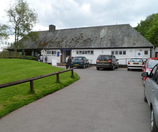 Tea Room Brecon