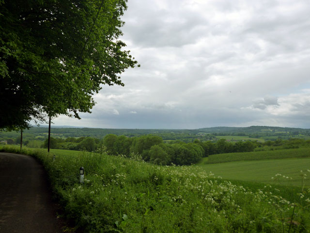 View from Gover Hill