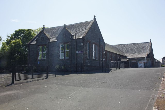 Garlieston School