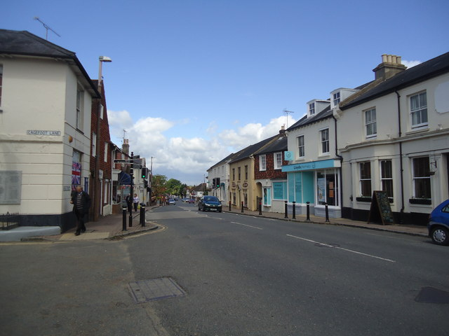 High Street, Henfield