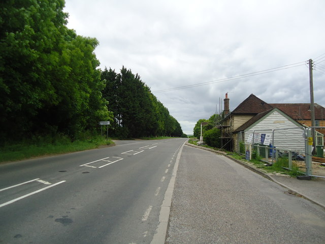 Henfield Road, Golden Barn