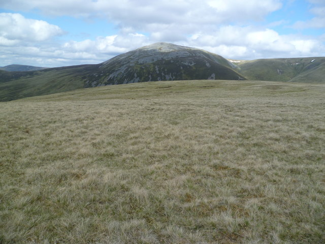 Looking towards Carn an Tuirc