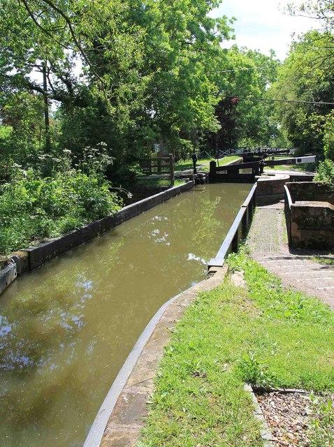 Yarningale Aqueduct, Stratford-upon-Avon Canal