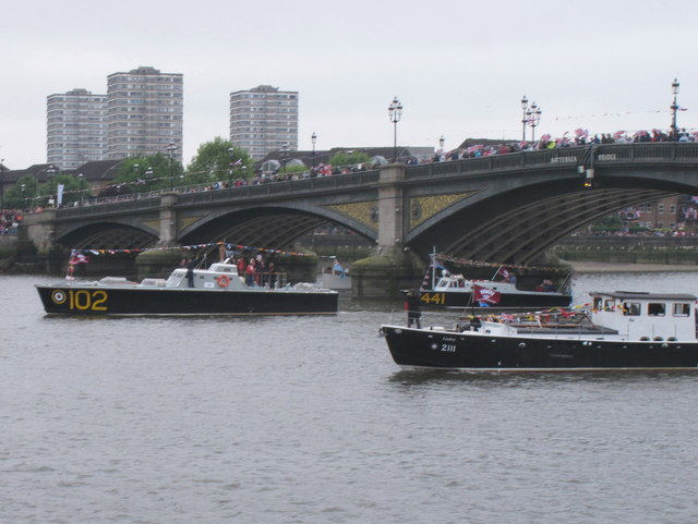 Diamond Jubilee Pageant - air sea rescue, flying boat refueller