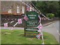 TQ0547 : Weston Yard Celebrates the Diamond Jubilee by Colin Smith