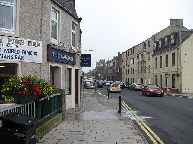 Allardice Street