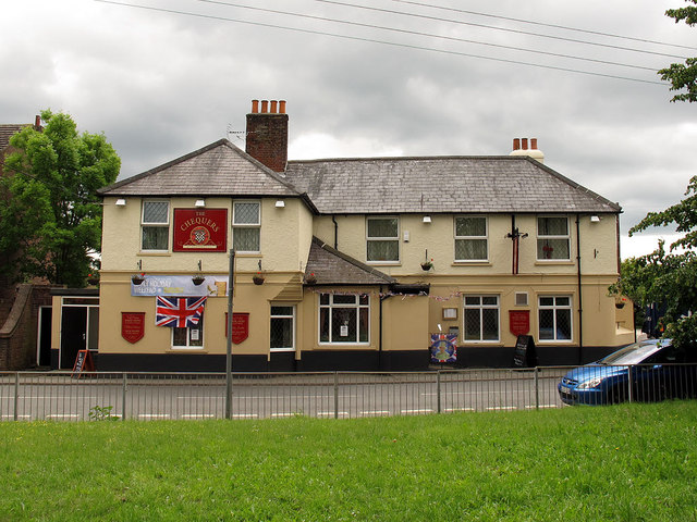 The Chequers, Crockenhill
