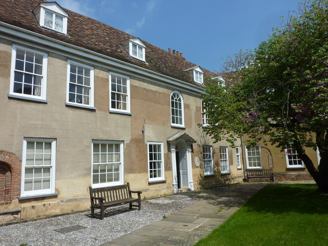 Thoresby College,Queen Street, King's Lynn