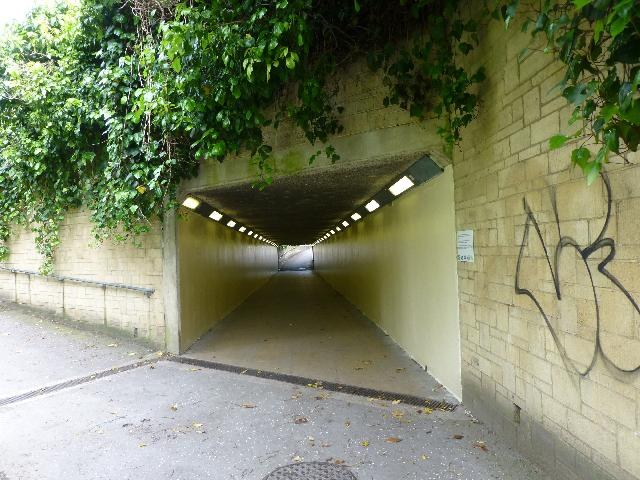 Reckleford Underpass, Yeovil