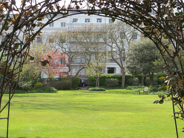 Gardens at Sussex Square, BN2