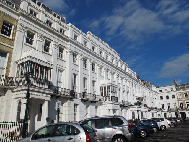 Sussex Square, BN2 (north side) (2)