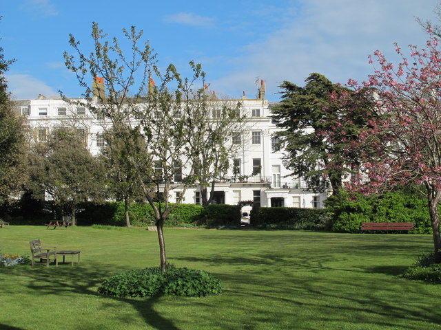 Gardens at Sussex Square, BN2 (2)
