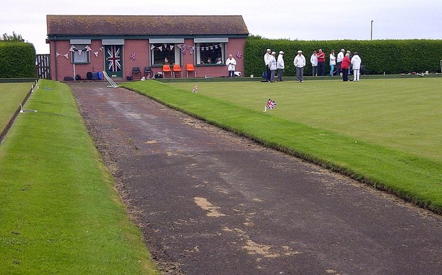 Jubilee Match at Tynemouth Bowls Club