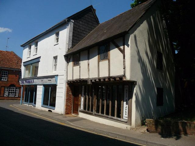 Andover - Newbury Street