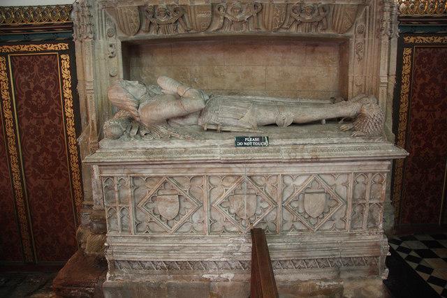 Sir John de Strelley