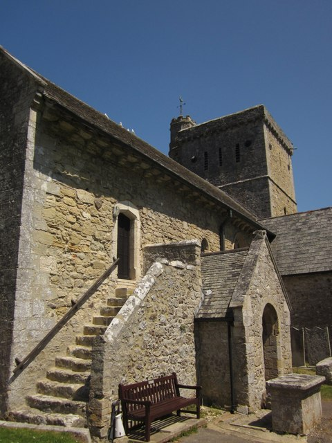 Church of St Winifred, Branscombe