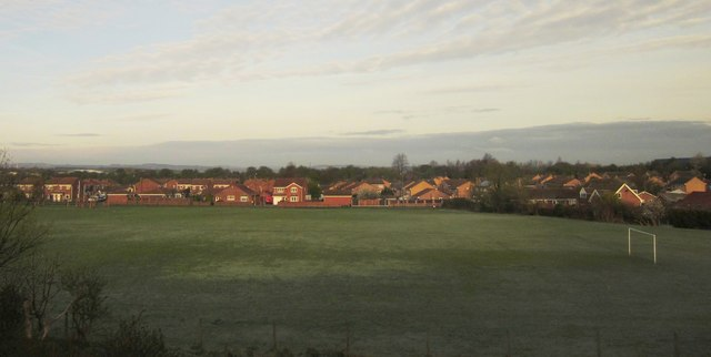 Football pitches, Bolton upon Dearne