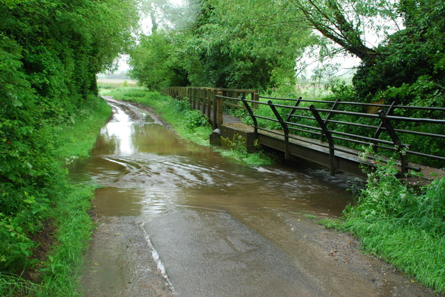 Ford on Long Brook Lane, Sedgemere
