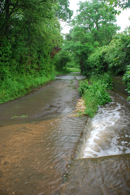 Ford on Rookery Lane, Preston Fields