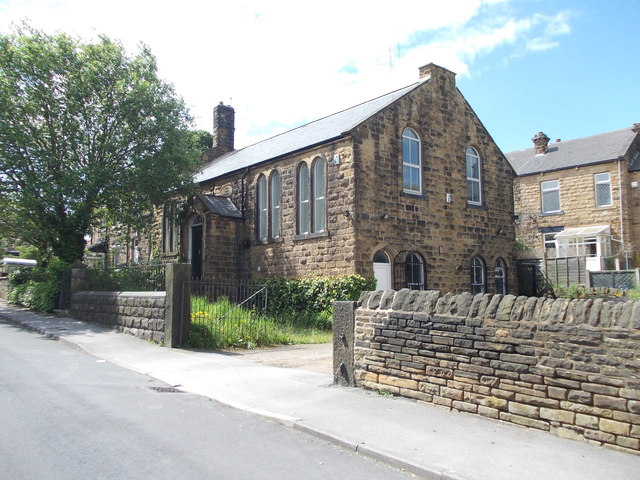 Primitive Methodist Zion School - Chapel Street