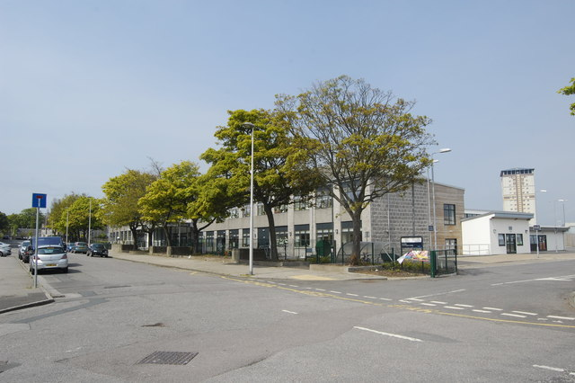 Seaton Primary School, Seaton Place, Aberdeen
