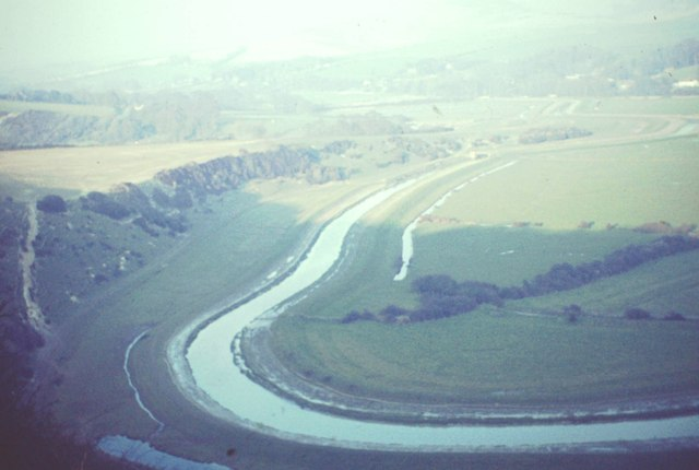 Cuckmere Valley from High and Over