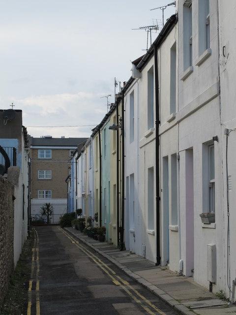 Millfield Cottages, BN2
