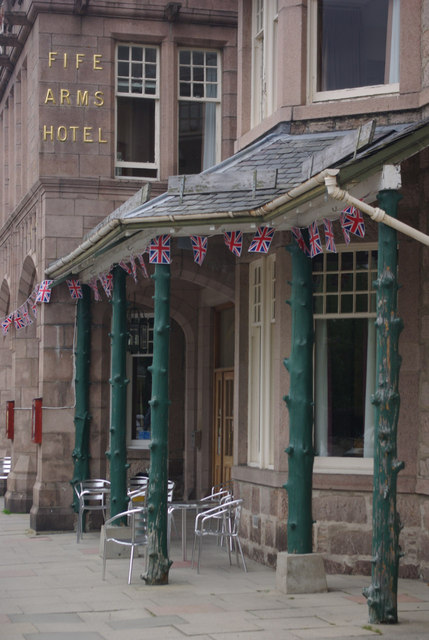 Fife Arms Hotel, Braemar
