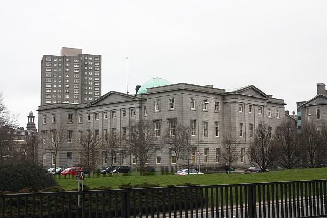 Woolmanhill Hospital, Aberdeen