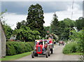 SO4150 : Diamond Jubilee Tractor Parade, Ledgemoor by Philip Pankhurst