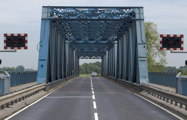 Boothferry Bridge from the south