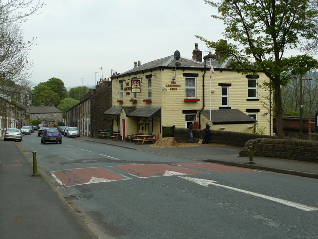 The Harewood Arms, Broadbottom