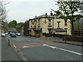 SJ9993 : The Harewood Arms, Broadbottom by Alexander P Kapp