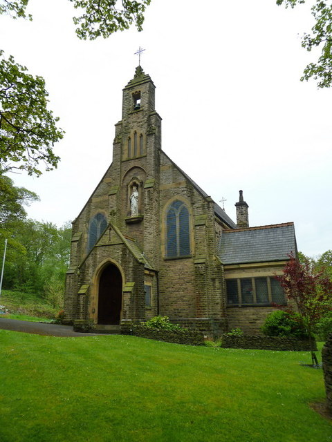Church of the Immaculate Conception, Charlesworth