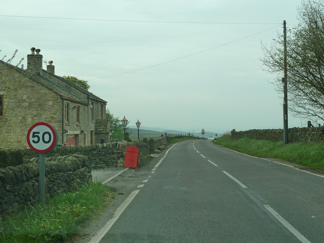 Monk's Road at Sitch
