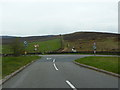 SK0390 : Junction of Monk's Road and A624 by Alexander P Kapp