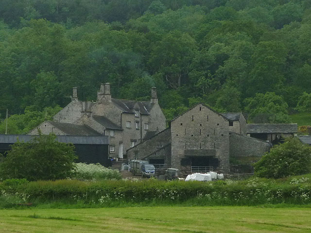 Flodder Hall, Lyth Valley