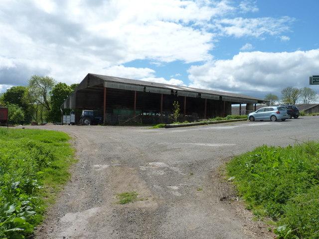 Barns at Loanhead