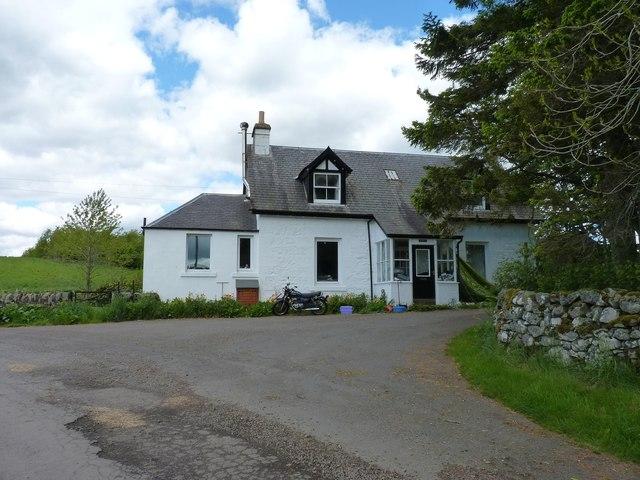 Kilry gatehouse