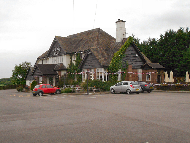 Helsby Arms