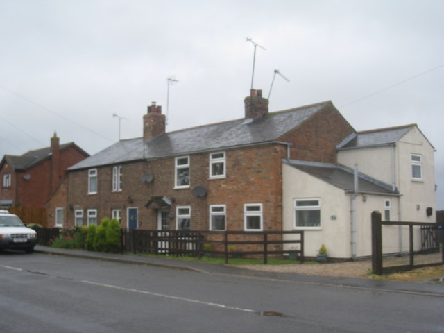 Cottages at Walpole Cross Keys