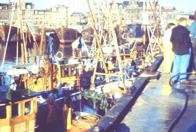 Aberdeen Fish Market