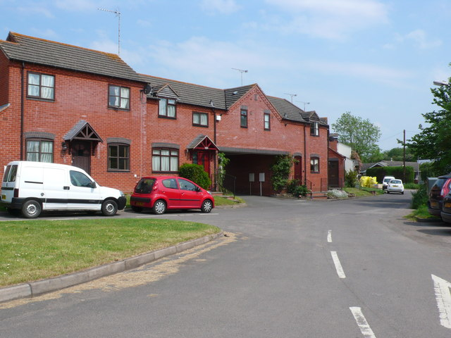 Houses in The Valley, Radford Semele
