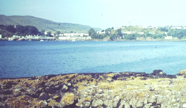 Portree, Village and Loch