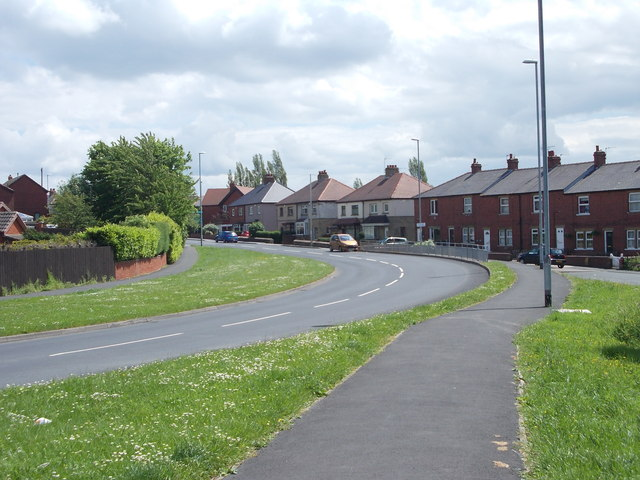 Westerton Road- viewed from Constable Road